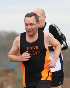 SLGR - Dartford Running Club Hoblingwell Parkrun photo