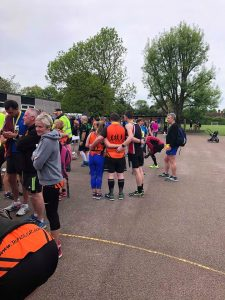 SLGR - Dartford Running Club Team photo